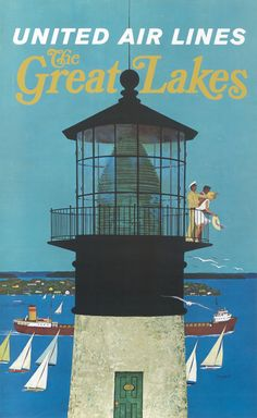 the great lakes.