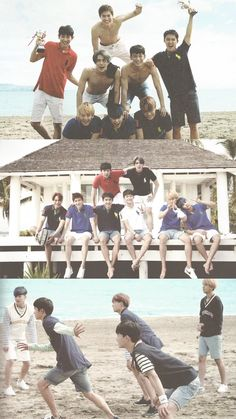 [SCANS] 160920 EXO's 'dear Happiness' Fiji Photobook + Download - EXOdicted - EXO Fansite