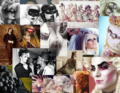 personal moodboard mywall desktop wallpaper party kerli oscar wilde masks makeup rococo marie antoinette 80s boy george prince poppycock corset fashion