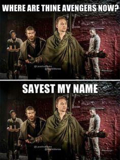 """SAYEST TOM'S NAME""  !"