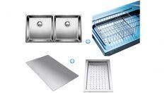 Blanco Sink and Accessories Package - Sinks - Sinks & Taps - Kitchen Appliances | Harvey Norman Australia
