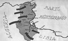 2a Guerra Mondiale (1943-7) - La battaglia di Tunisia - Siluri all'attacco - L'offensiva anglo - americana
