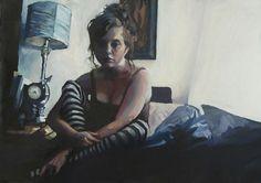 Audrey Benjaminsen - self portrait