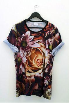 Men's Style / Floral Shirt
