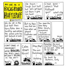 » My Life As A Background Slytherin