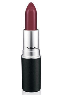 marsala pantone | Lipstick in Hearts Aflame, £15.50, maccosmetics.co.uk