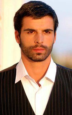 Mehmet Akif Alakurt ,Actor , from Iryna Turkish Men, Turkish Actors, Istanbul, Handsome Arab Men, Cop Uniform, Book Boyfriends, Angel Eyes, Perfect Man, Bearded Men