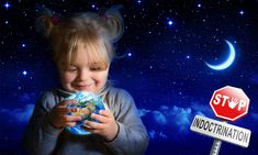 Stop Indoctrinating Children With Global Lies - Teach Flat Earth Truth