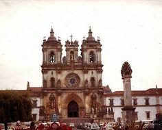 mosteiro de santa maria-alcobaca-portugal