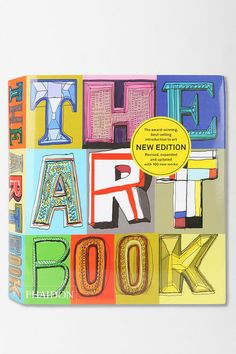 The Art Book: New Edition - $59.95»  Bold and bright, The Art Book is a hefty tome that won't go unopened. It's 592 pages of colorful goodness.