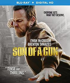 Son of a Gun Blu-Ray Cover