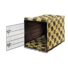 Bowsers Lux Crate Cover - http://www.thepuppy.org/bowsers-lux-crate-cover-8/