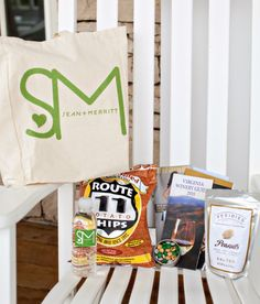 Wedding Welcome Bag Tips - Virginia themed // Katie Stoops Photography
