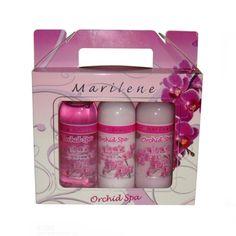 Health & Beauty : Marilene Orchid Spa giftset