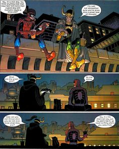 Memes Marvel, Dc Memes, Marvel Funny, Deadpool Funny, The Avengers, Loki Thor, Marvel Avengers, Geeks, Ultimate Spider Man