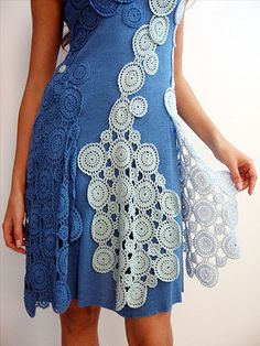 """""""Waterfall""""  Dress...some really beautiful things here!"""