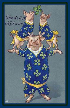 Circus pigs by mpt.1607