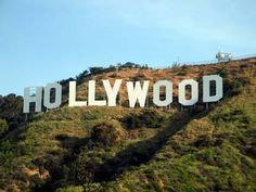 Hollywood/Los Angeles, California - Here we come! Oh The Places You'll Go, Places To Travel, Places To Visit, Hollywood Sign, Hollywood California, Boycott Hollywood, California Usa, Hollywood Glamour, Las Vegas