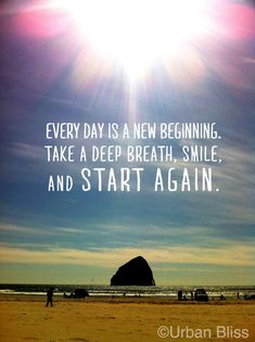Image result for new day new beginning