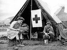 Women of the Red Cross