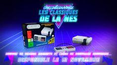 #Nostalgie #JeuxVideo ➠ La console retro Nintendo #NESClassicMini - Rupture de stock avant même sa sortie ! ❤ http://petitbuzz.com/jeux-video/nintendo-nes-classic-mini/