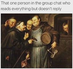 See more 'Classical Art Memes' images on Know Your Meme! All Meme, Stupid Funny Memes, Haha Funny, Hilarious, Funniest Memes, Renaissance Memes, Medieval Memes, History Medieval, Ancient History