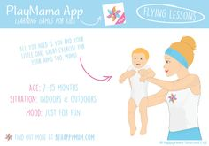 You can have quality time with your baby AND workout your arms at the same time with this game from our PlayMama App! Play learning games together to help your child learn key skills. Download the app here on IOS or Android: http://www.behappymum.com/playmama/. Learning Games, Baby Learning, App Play, Quality Time, Learning Through Play, Your Child, Arms, Key, Android