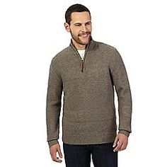 John Rocha from the Mens department at Debenhams. Shop a wide range of Men products and more at our online shop today. Debenhams, Dan, Brown, Sweaters, Mens Tops, Jackets, Shopping, Clothes, Fashion
