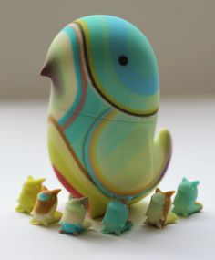 David Lobser_3D prints - dlobser
