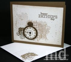 fathers-day-card Gorgeous Grunge Delightful Dozen ( for the happy Father's day) Off the Grid  Clockworks