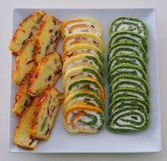 Finger Food Appetizers, Finger Foods, Appetizer Recipes, Good Food, Yummy Food, Ratatouille, Carne, Sushi, Tasty