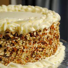 Italian Cream Cake....
