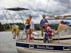 Sailing with Totem: Family Sailing Blog