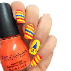 Colorful Clown Nails Beauty Tips For Teens, Beauty Tips For Face, Best Beauty Tips, Diy Beauty, Beauty Hacks, Cute Clown, Face And Body, Good Skin, Skin Care Tips