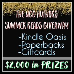 The NCC Summer Reads Giveaway