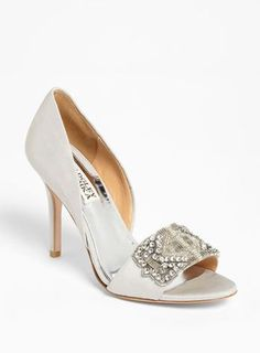 REVEL: Crystal Accented Pump