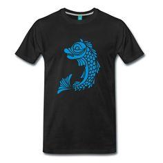 design du dauphin du dauphinais! qui est également le blason de grenoble Shirt Shop, T Shirt, Grenoble, Tees, Shopping, Design, Coat Of Arms, Supreme T Shirt, Tee Shirt