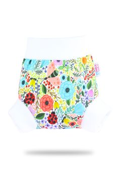 Blooming Garden – Pull-Up Cover   Petit Lulu
