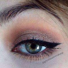 Shimmery Pink Eyeshadow