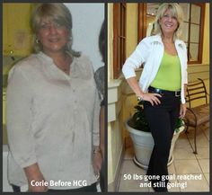 Corie - 50 lbs gone and still going!