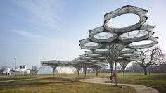 Vitra | Elytra Filament Pavilion