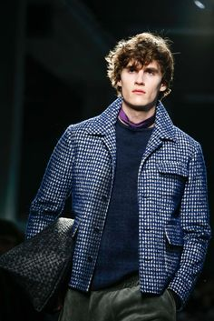 Bottega Veneta Fall 2015 | Menswear | Men's Fashion | Men's Casual Outfit | Moda Masculina | Shop at designerclothingfans.com