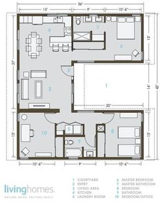 Living Homes Plan