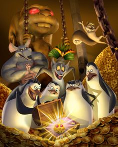 Penguins of Madagascar has been nominated for Outstanding Children's Animated Program. Dreamworks Skg, Dreamworks Studios, Dreamworks Animation, Disney And Dreamworks, Disney Pixar, King Julian Madagascar, Madagascar Movie, Animation Programs, Cartoon Quotes