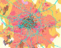 20x200  Aaron Straup Cope prettymaps (paris)