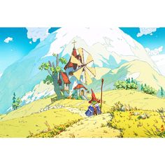 Fantasy World, Fantasy Art, Character Art, Character Design, Arte Indie, Bg Design, Animation, Environment Concept Art, Art Graphique