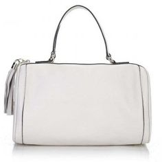 Gucci Boston Flap Bag With Good Guality 282302 White 209