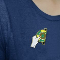 Image of Chip In- Enamel Pin