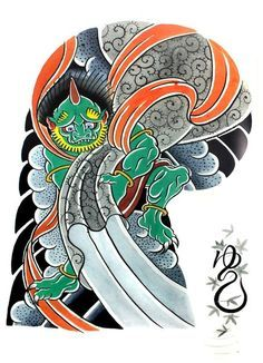 Tattoo Flash Book - Garyou Tensei: 108 Japanese Tattoo Sleeve Designs by Yushi…