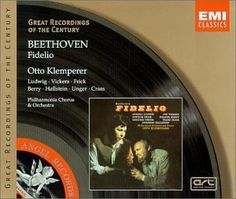 L.V. Beethoven - Beethoven: Fidelio (Great Recordings of the Century) - Amazon.com Music